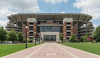 Bryant–Denny Stadium Stadium in Tuscaloosa, Alabama US