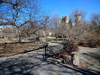 Bryce Park - Image: Bryce Park, Washington, DC