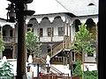 Bucuresti, Romania. Curtea interioara cu scari. (3) DSCN7767.jpg