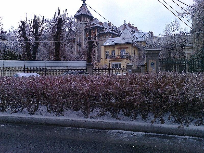 O que fazer no inverno na Romenia.