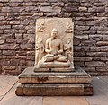 Buddha Statue, Sanchi 01.jpg