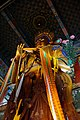 Buddha statue at Lama Temple, Beijing - DSC06720.jpg
