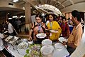 Buffet Lunch - Strategic Transformations - Museums in 21st Century - International Conference and Seminar - Science City - Kolkata 2014-02-13 2633.JPG