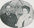 Bulgaristan prensi Ferdinand ve eşi.jpg