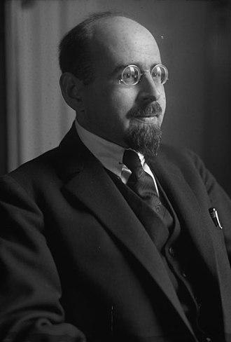 Nikolay Krestinsky - Image: Bundesarchiv Bild 102 08858, Nikolai Nikolajewitsch Krestinski