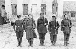 Bundesarchiv Bild 146-2004-230, Mogilew, einheimische Miliz.jpg