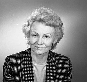 Margot Honecker - Margot Honecker in 1986