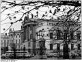 """Bundesarchiv Bild 183-H0428-0029-001, Berlin, Humboldt Denkmal, """"Alte Bibliothek"""".jpg"""