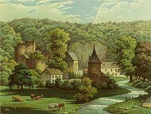 Burg Ehrenstein Westerwald Wikipedia