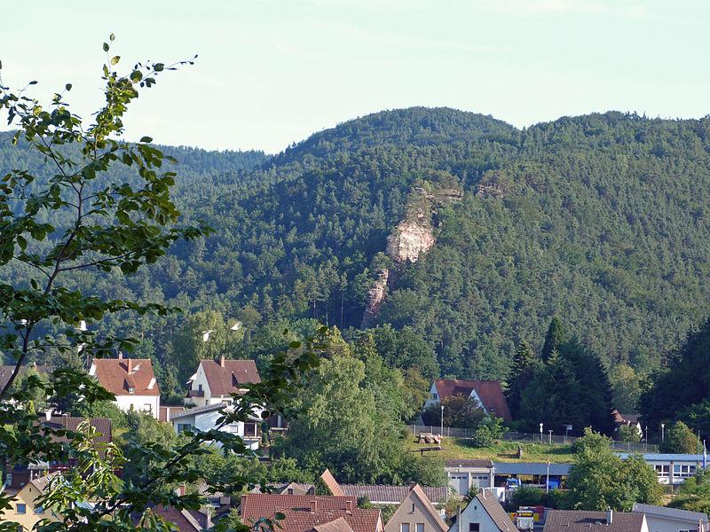 Burghalder im Wasgau - das Burgenparadies in der Pfalz