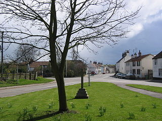 Burton Fleming Village and civil parish in the East Riding of Yorkshire, England
