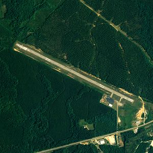 Butler–Choctaw County Airport - NAIP aerial image, 23 June 2006
