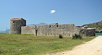 Butrint - Venetian Triangular Fortress (by Pudelek).JPG