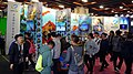 Butterfly Digital Entertainment booth, Taipei Game Show 20180126.jpg