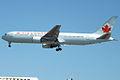 C-FOCA Boeing 767 Air Canada (14622747350).jpg