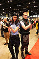 C2E2 2013 - Jill Valentine and Chris Redfield (8689897701).jpg