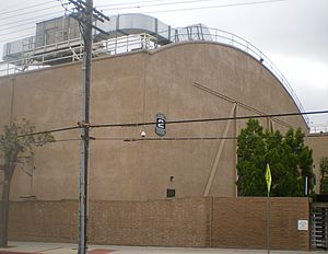 CBS Studio Center - CBS Studio Center, Soundstage 2 in Los Angeles