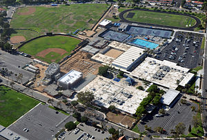 Corona del Mar High School - CDM high school