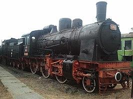 Sibiu Steam Locomotives Museum
