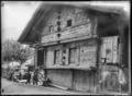 CH-NB - Brienz, Holzhaus, vue partielle extérieure - Collection Max van Berchem - EAD-6667.tif