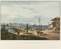 CH-NB - Kehl, Grenzposten an der Rheinbrücke, Blick auf Strassburg - Collection Gugelmann - GS-GUGE-BLEULER-2b-47.tif