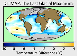 Last Glacial Maximum Wikipedia