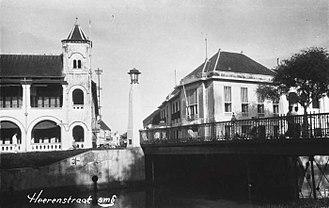 Oei Hui-lan - Colonial Semarang, where Madame Wellington Koo grew up.