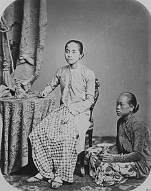 Javanese language - Wikipedia, the free encyclopedia