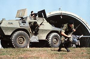 Cadillac Gage Commando, Osan Air Base (1980).JPEG