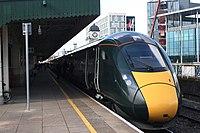 Caerdydd Canolog - GWR 800022+800023.JPG