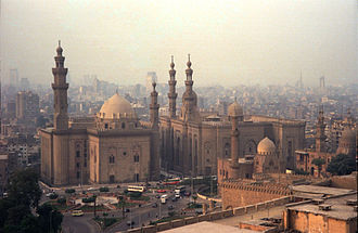 Religion in Egypt - Islamic Cairo As viewed from the Cairo Citadel