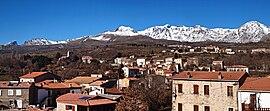 Panoramo de Calacuccia
