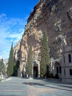 Calasparra - Santuario de la Virgen de la Esperanza, Calasparra