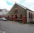 Calfaria chapel, Greenfield Street, Bargoed - geograph.org.uk - 5751415.jpg