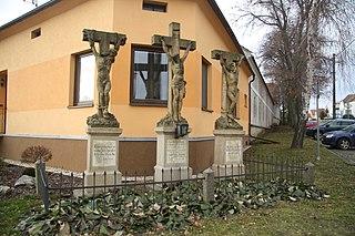 Kalvárie v Hrotovicích