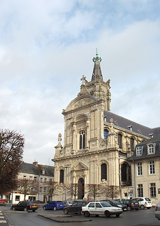 1703 in architecture - Cambrai Cathedral