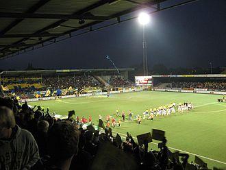 Cambuur Stadion - Image: Cambuurstadion