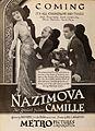 Camille (1921) Advertisement.jpg