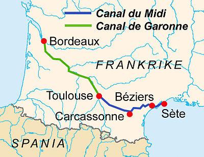 Canal Du Midi Wikiwand
