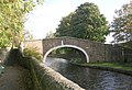 Canal Bridge 186 - off Newby Road - geograph.org.uk - 1016802.jpg