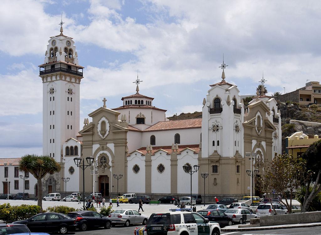 Basílica de Nuestra Señora de la Candelaria, Candelaria, Tenerife, Spain