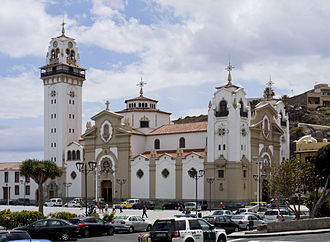 Candelaria, Tenerife - Basilica of Candelaria