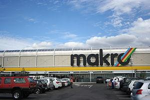 Massmart - A Makro store in Milnerton, Cape Town.