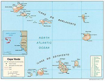 kapp verde kart Sotavento – Wikipedia kapp verde kart