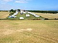 Caravan site at Crimdon House - geograph.org.uk - 208960.jpg