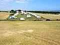 Caravan site at Crimdon House - geograph.org.uk - 208960.jpg