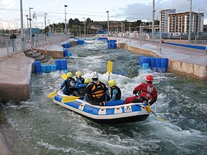Cardiff International Sports Village - Cardiff International White Water