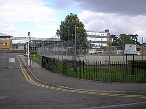 Cardiff High School - Image: Cardiff high school, Cardiff geograph.org.uk 40257