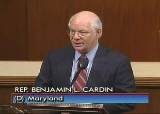 Ben Cardin - On the floor of the House on June 12, 2006, Rep. Cardin calls for the withdrawal of all troops from Iraq by 2007.