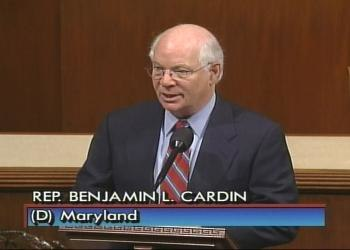 Cardin calling for troops to withdraw